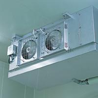 ユニットクーラー洗浄システム