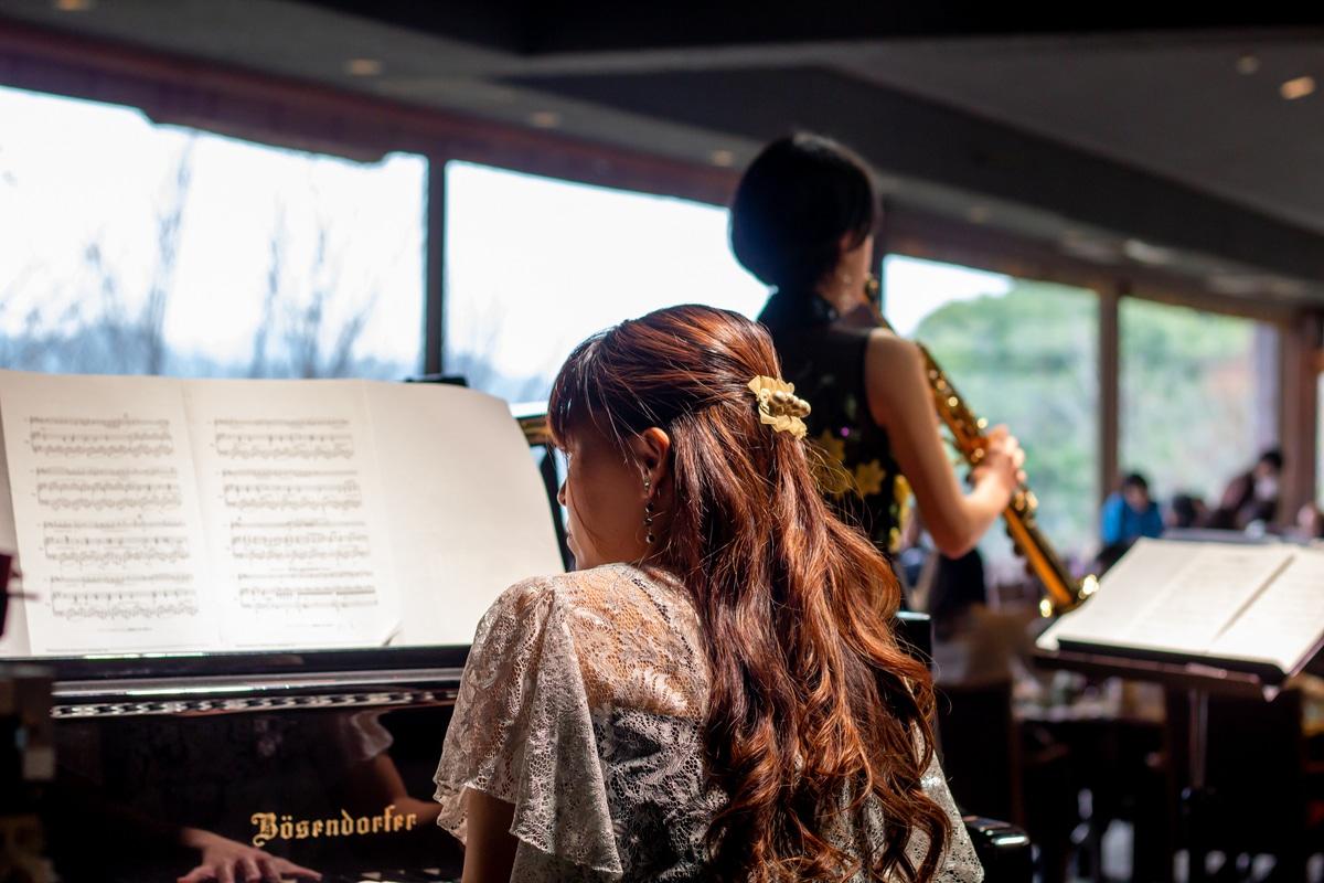 2019秋の日サックス&ピアノ