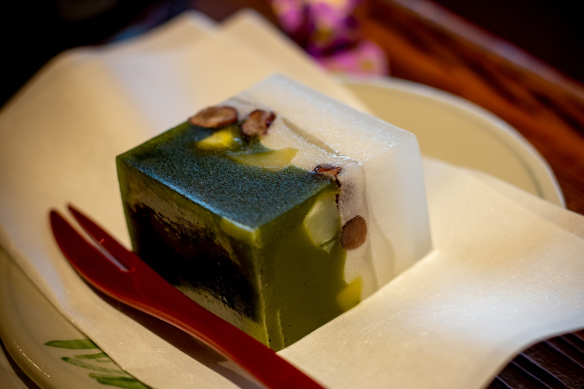オリジナル和菓子 松風