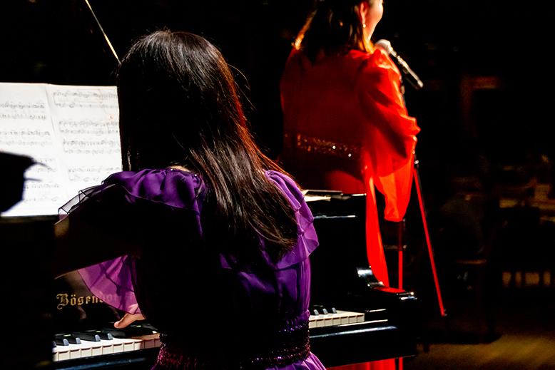 ベーゼンドルファー モデル290インペリアル ピアノアンサンブル 加藤あや子 坂口裕子