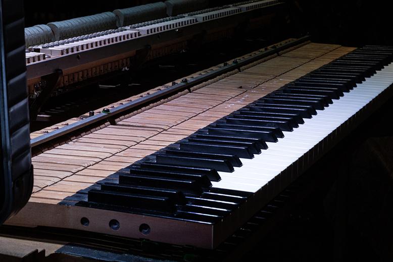 ベーゼンドルファー ピアノ