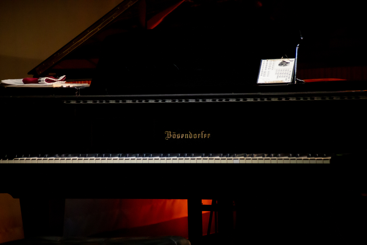 ベーゼンドルファー モデル290インペリアル ピアノ