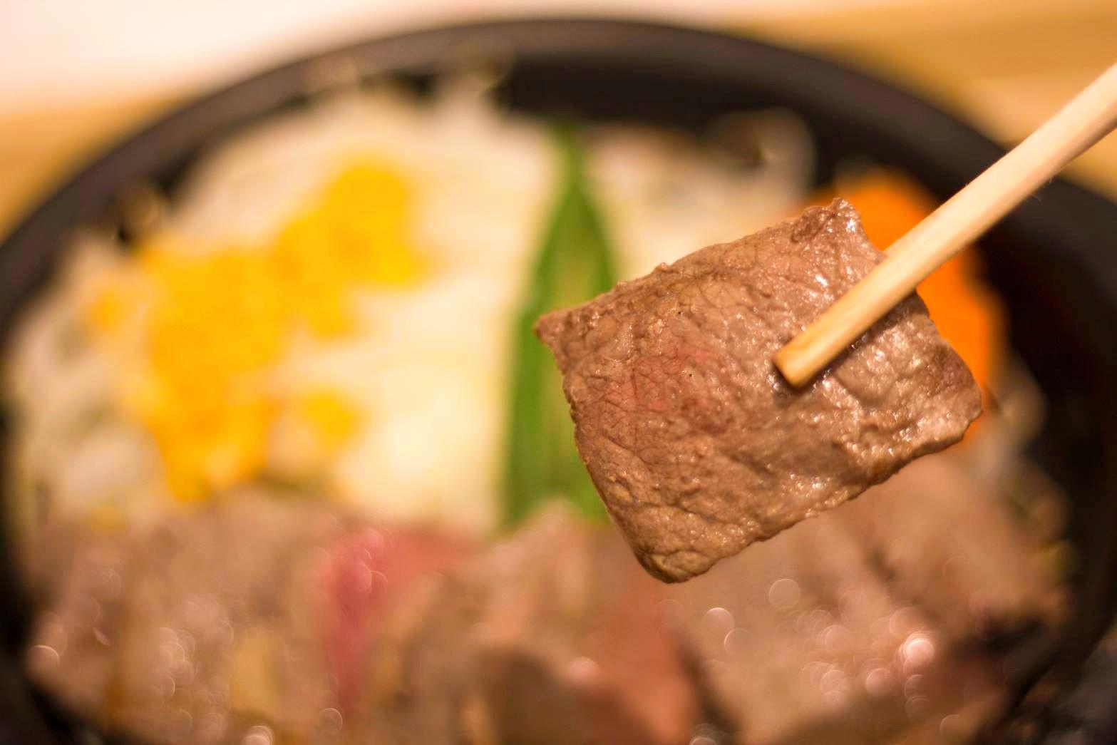 神戸三田プレミアム・アウトレット店 黒毛和牛ステーキ120g