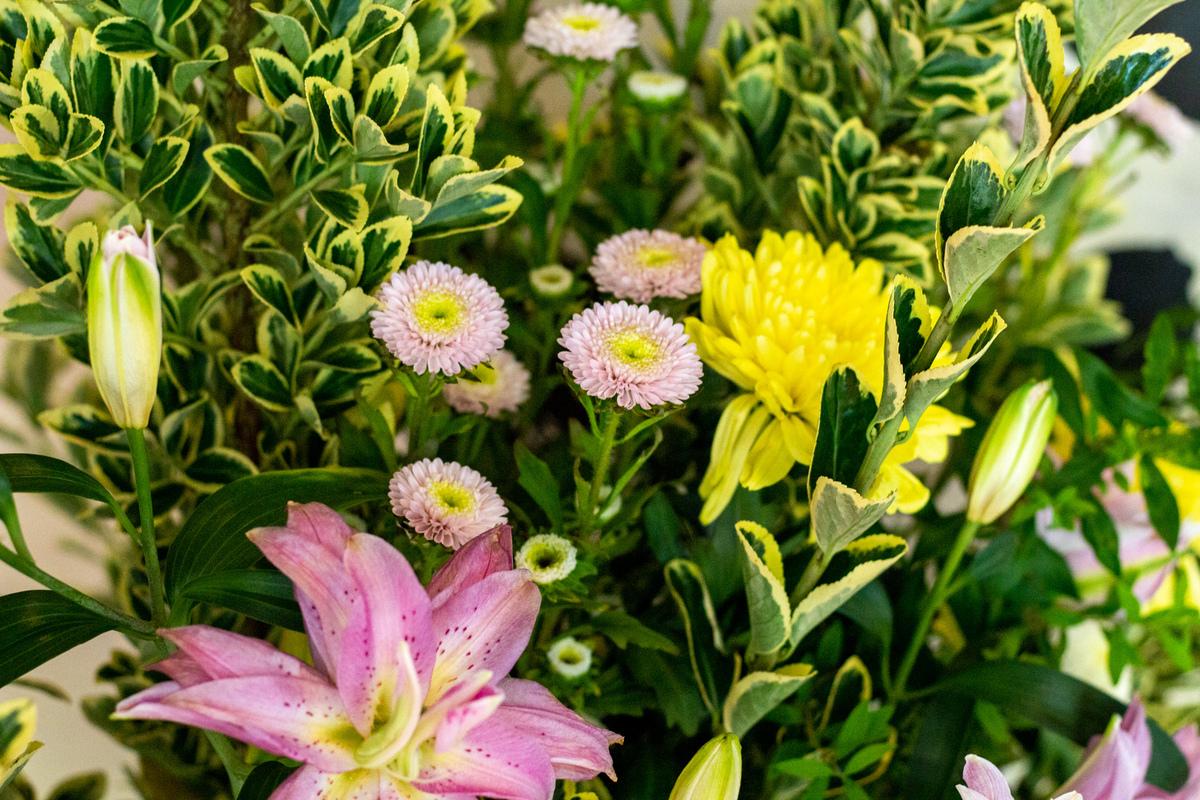 20200723玄関の花