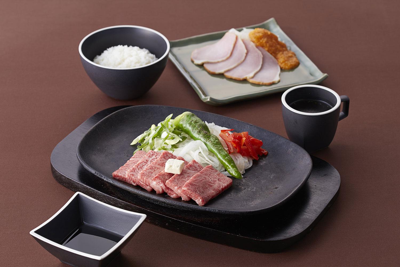 りんくうアウトレット店 神戸ビーフロースステーキ