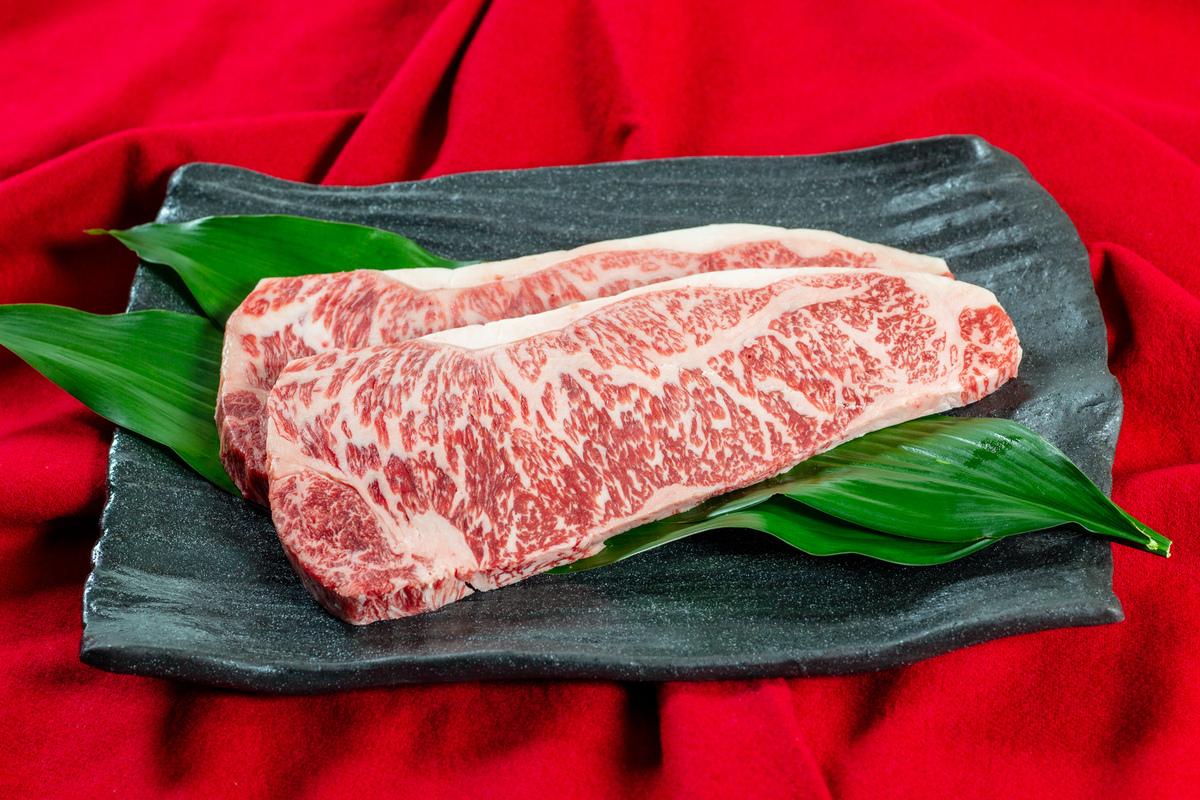 国内産黒毛和牛サーロインステーキ
